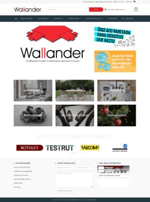 Wallander24 epood